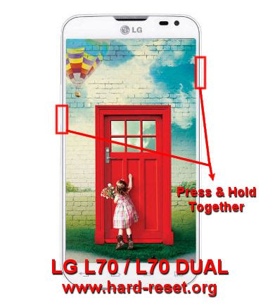 reset android lg l70 how to easily master format lg l70 d320n d320f8 lg l70