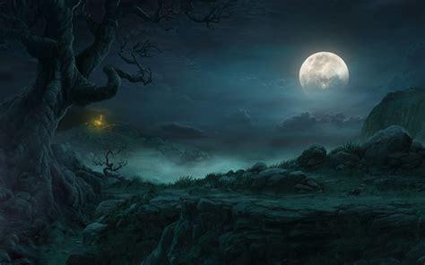 cool night wallpaper