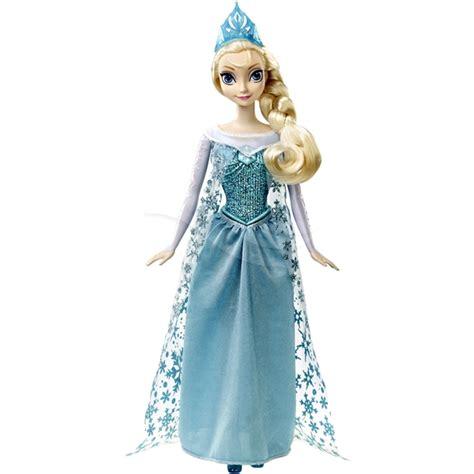 disney prinsessor frost elsa disney prinsessor elsa frozen frost sjungande docka disney prinsessor