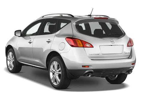 nissan suv back 2009 nissan murano nissan crossover suv review