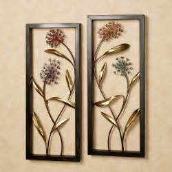 Wall Decor Sets by Summer Scents Metal Wall Panel Set