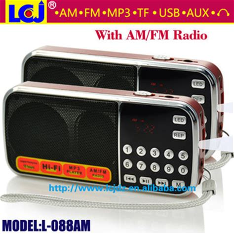 Speaker Advance Tp 200 Speaker Portable Radio Slo Limited l 088am portable mini mp3 player am fm radio speaker buy