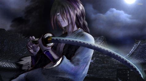 wallpaper anime jepang rurouni kenshin wallpapers wallpaper cave