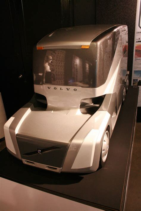 volvo truck design art of center design