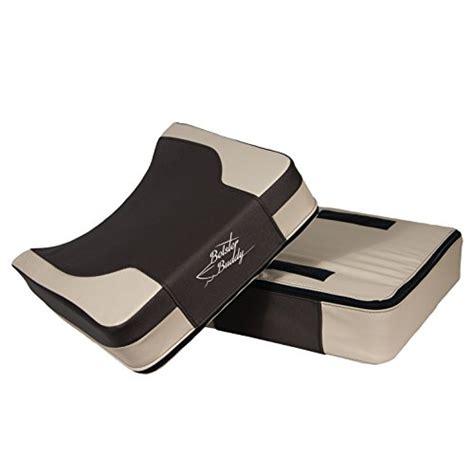 boat bolster cushions bolster buddy quality boat seat cushion mocha x large