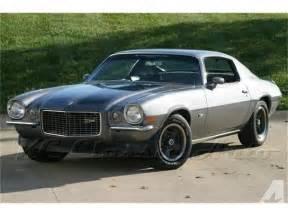 1970 Chevrolet Camaro Z28 For Sale 1970 Chevrolet Camaro Z28 For Sale In Lenexa Kansas