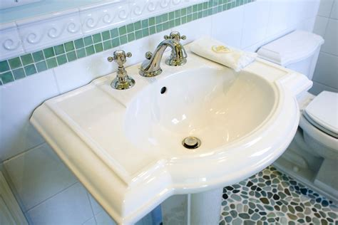 How Much Is A Pedestal Sink The Pros Cons And Basics Of Pedestal Sinks