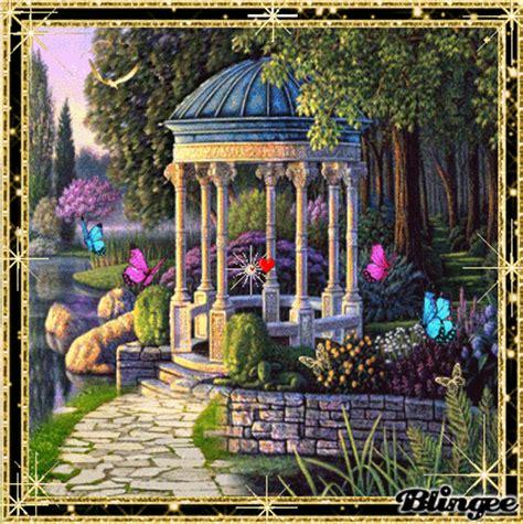 Schöne Bilder Zum Träumen by Der Wundersch 214 Ne Pavillon Und Der Sch 214 Ne Garten Dazu Laden