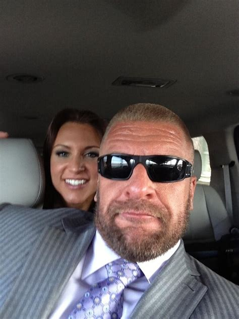 stephanie mcmahon asks triple h to sign the annulment triple h stephanie mcmahon the mcmahon family wwe