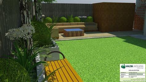 3d landscape design virtual presentation studio presents d garden design purplebirdblog com