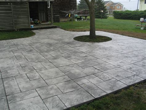 Nice Concrete Patio Design   Patio Design #42
