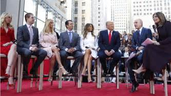 donald family photos donald trump s family on his instincts empathy and habit