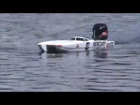 catamaran outboard rc outboard catamaran youtube