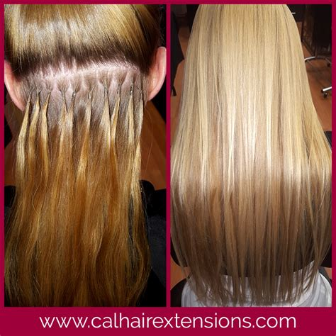 hair treatments after weave removal hair extension methods california hair extensions salon