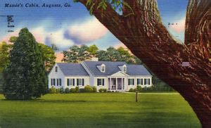 Eisenhower Cabin Augusta by 187 Five Families Celebrate New Year S Carl