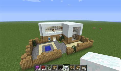 Maison Moderne Minecraft Plan 946 by Modern House Minecraft Project