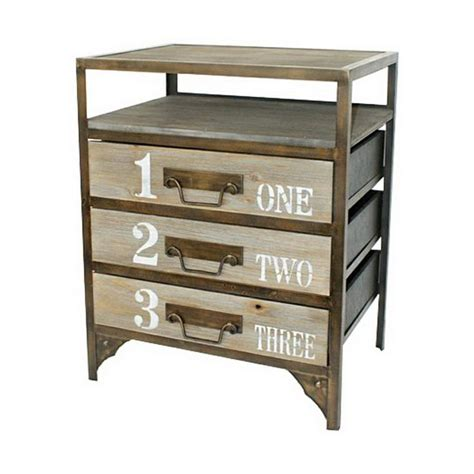 metal nightstand pin by held on home