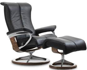 Ekornes Stressless Recliner Leather Recliner Chairs Scandinavian Comfort Chairs Recliners