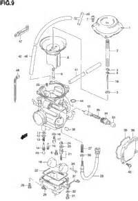 1999 Suzuki Quadrunner 500 Parts 1999 Suzuki Quadrunner 2wd Lt F250 Oem Parts Babbitts