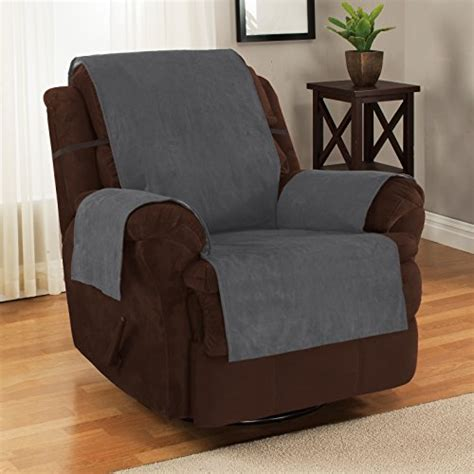 gray recliner slipcover anti slip recliner slipcover recliner cover recliner