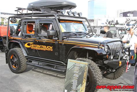 custom off road jeep atv parts sema autos post