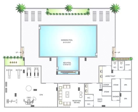 clubhouse floor plans modern clubhouse plans ideas with landscaping home design