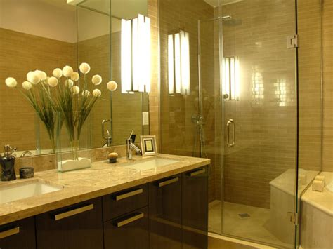 decorating ideas for master bathrooms modern furniture small bathroom design ideas 2012 from hgtv