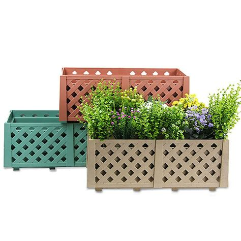 Large Rectangular Plastic Planters by Get Cheap Large Rectangular Planters Aliexpress