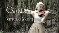 Cs&225rd&225s  Vittorio Monti Violin &amp Piano YouTube