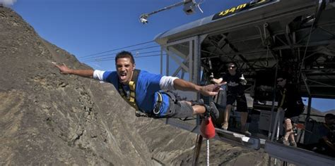 nevis bungy swing nevis bungy jump swing combo queenstown everything new