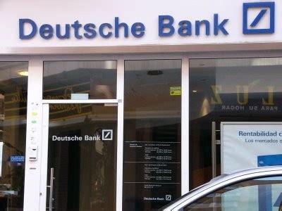 deutsche bank höxter deutsche bank anuncia p 233 rdidas de 1 150 millones en el