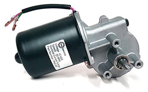 Electro Motor Gear Bok makermotor 10mm 2 flat shaft 12v dc reversible electric