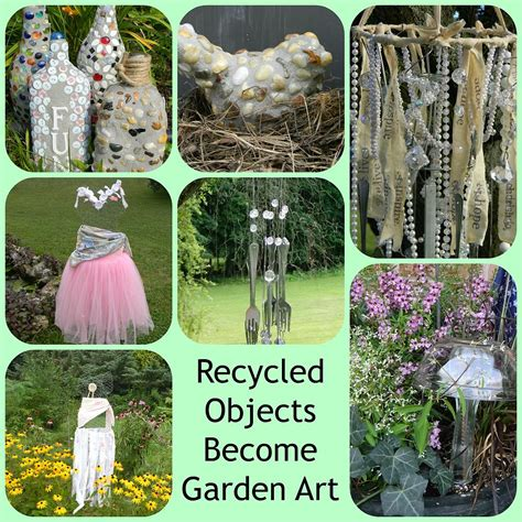 Recycled Home Decor Projects by Crafts Garden Decorations