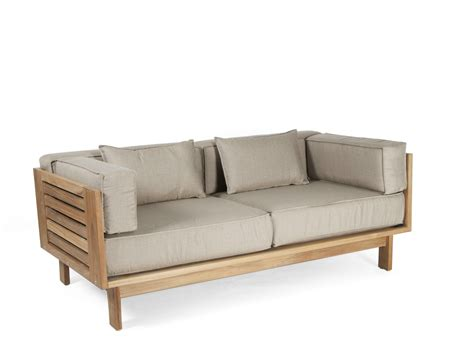 outdoor garden sofa falsterbo 2 seater garden sofa by skargaarden design carl
