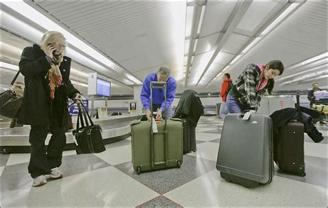 united airlines international baggage airline passenger complaints skyrocket toledo blade
