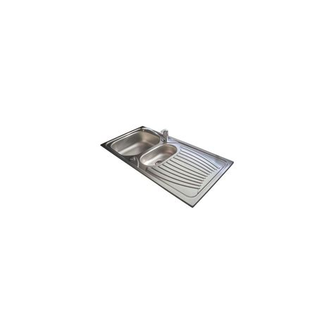 evier vidage automatique evier inox toile r 233 versible vidage automatique