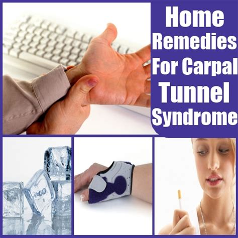 home remedies for carpal tunnel diy find home