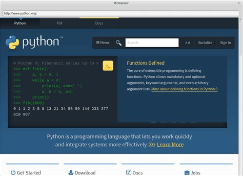 tutorial website python creating a web browser with python and pyqt python tutorial