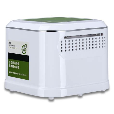 free shipping air purifier home portable oxygen