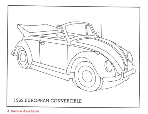 free coloring pages of vw cer van