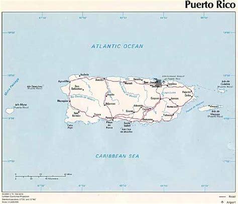 printable map puerto rico puerto rico maps printable maps of puerto rico for download