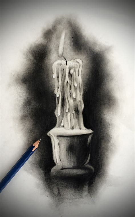 black and grey tattoo design 70 beautiful candle tattoos