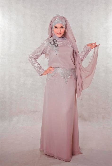 Gamis Pesta Elegan 2015 Model Gaun Pesta Warna Merah Hairstylegalleries