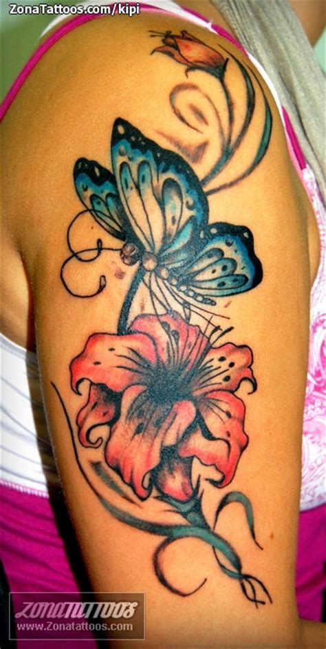 tatuajes femenina en tattoo pictures to pin on pinterest flores exoticas tattoo pictures to pin on pinterest