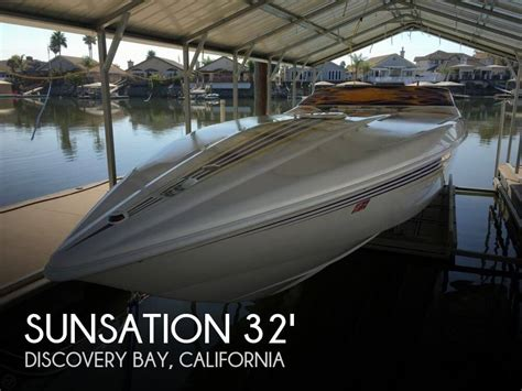 bay boats for sale california sunsation 32 dominator for sale in discovery bay ca for