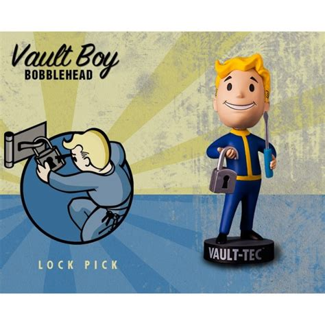 fallout 4 bobbleheads for sale fallout 4 vault boy 111 bobbleheads series one lock