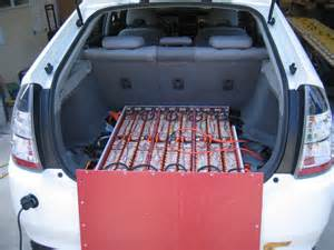 Electric Car Conversion Lithium Batteries Technical Photos Of In Hybrids And Components