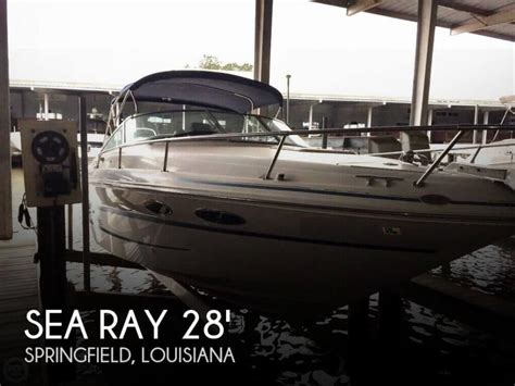 used cuddy cabin boats for sale in south carolina sea ray 280 cuddy cabin boats for sale