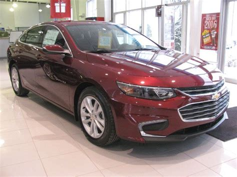 Tom Clark Chevrolet by 2016 Chevy Malibu Lt 26 990 Tom Clark Chevrolet