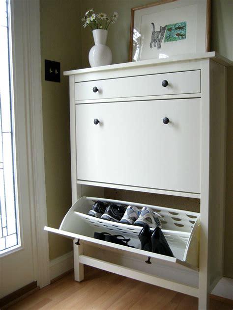 Shoe Storage Cabinet Ikea Ikea Hemnes Shoe Cabinet Quecasita